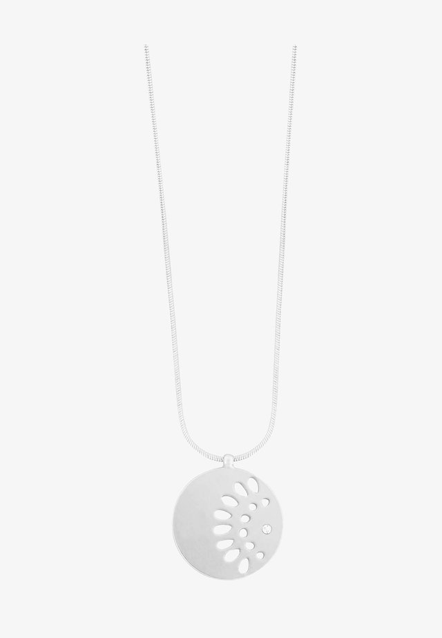 Collier - silver plating