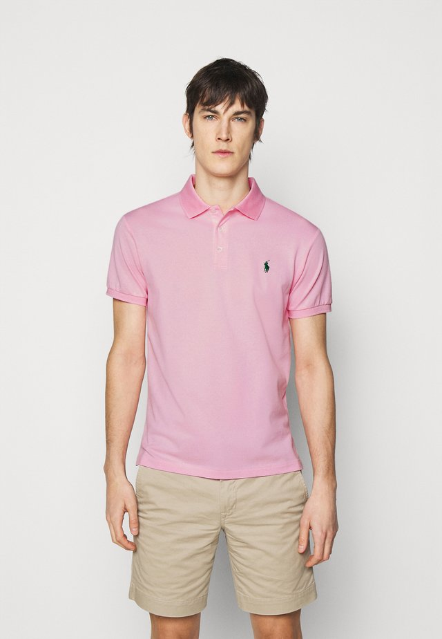 SLIM FIT - Polo - carmel pink