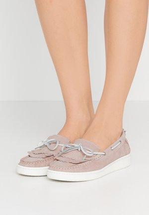 KLARA - Boat shoes - pink