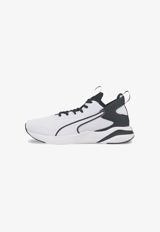 SOFTRIDE RIFT YOUTH - Sneaker low - white-puma black