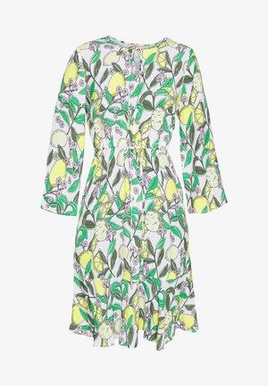 Robe d'été - lemon