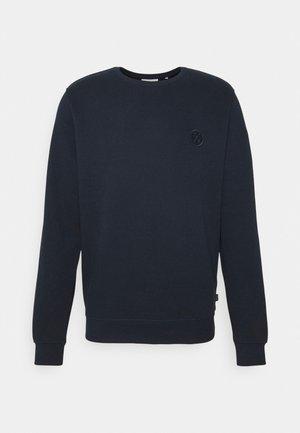 SEBASTIAN WITH BADGE - Sweater - navy blazer