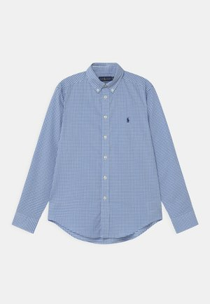 Shirt - light blue/white