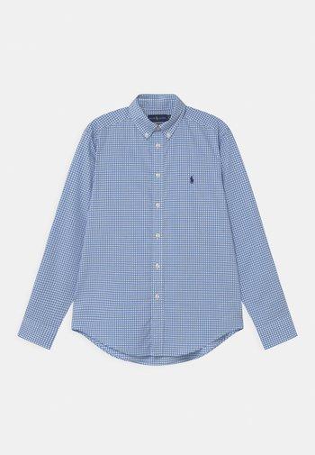 Shirt - light blue/white