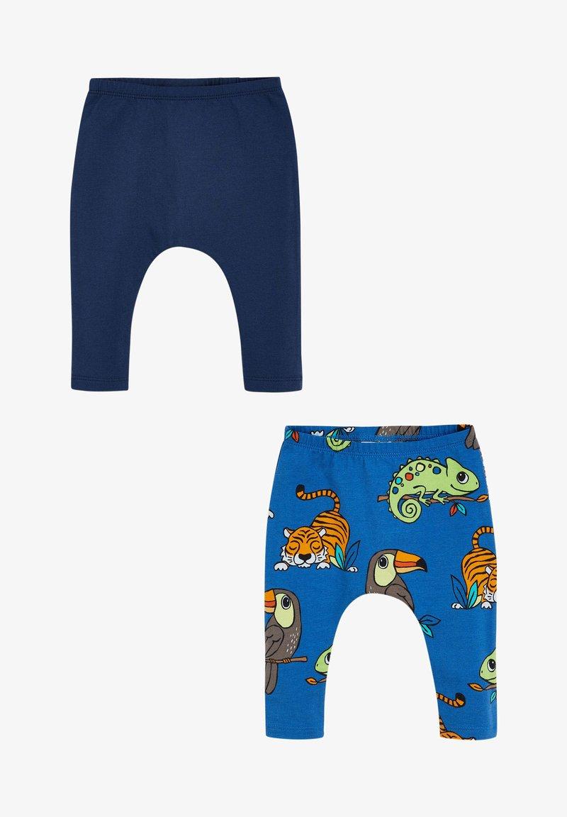 Next - 2 PACK - Leggings - Trousers - blue