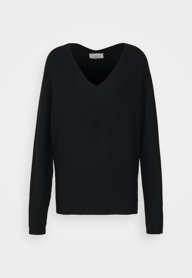 STINEA  - Jumper - black