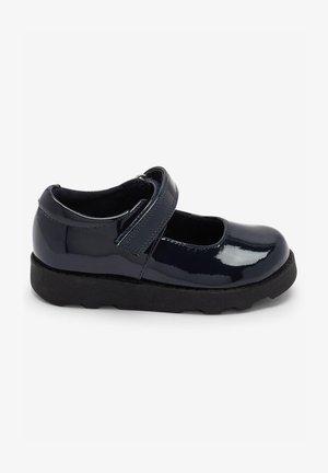PATENT MARY JANE - Chaussures premiers pas - dark blue