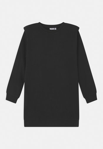 NKFDISSEL - Denní šaty - black