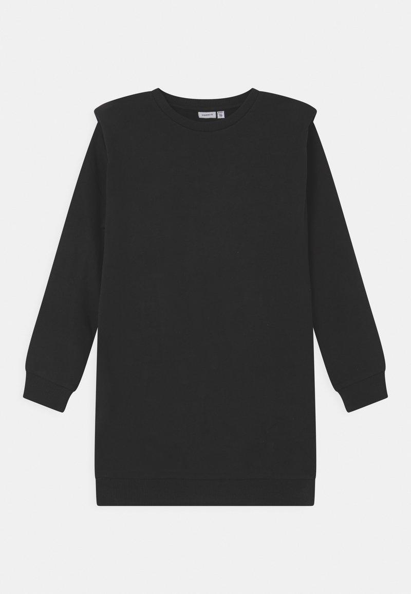 Name it - NKFDISSEL - Day dress - black