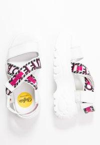Buffalo London - BO - Platform sandals - white - 3