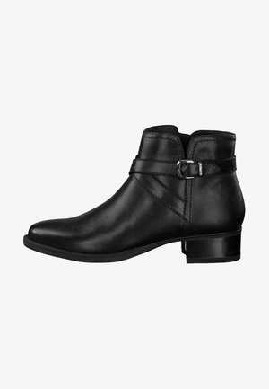 Ankle boots - black uni    #