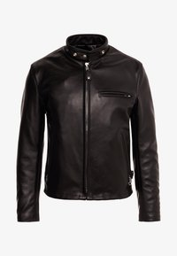 Schott Made in USA - CLASSIC CAFE RACER - Leather jacket - black - 6