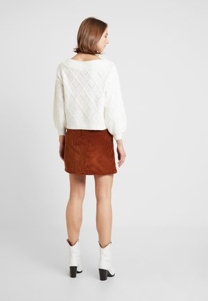 POINTELLE BARDOT - Jumper - cream