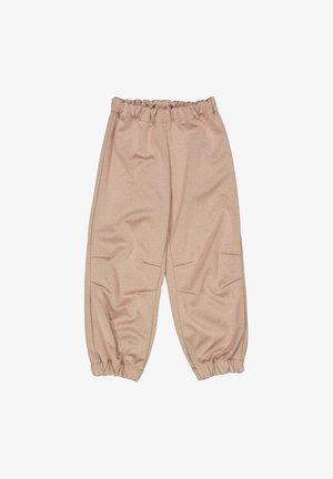 JEAN - Rain trousers - fawn melange