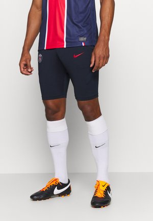 PARIS ST GERMAIN DRY SHORT - Sports shorts - dark obsidian/university red