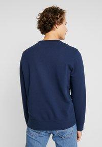 Levi's® - GRAPHIC CREW  - Sweatshirt - dress blues - 2