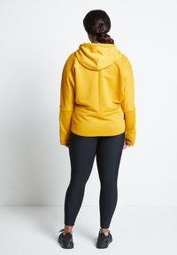 adidas Performance - Sports jacket - yellow - 3