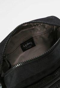Kipling - JENERA MINI - Across body bag - rich black - 5
