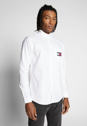 OXFORD BADGE  - Shirt - white