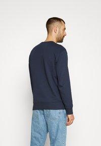 Selected Homme - SLHJASON CREW NECK - Sweatshirt - navy blazer - 3