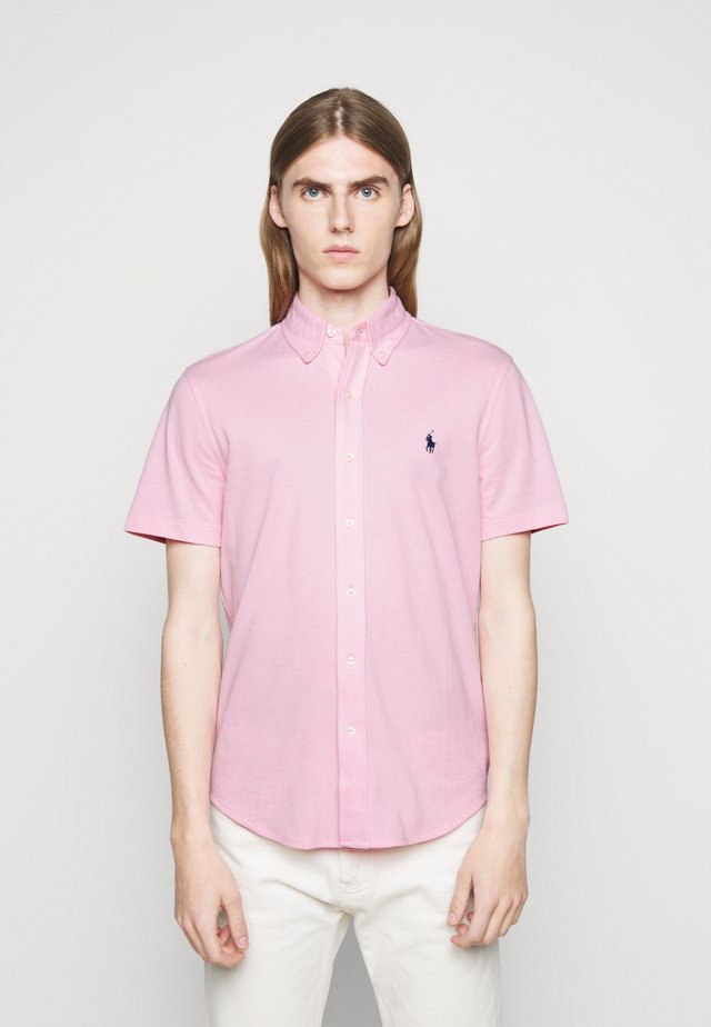 SHORT SLEEVE - Shirt - carmel pink
