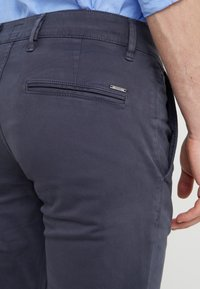 BOSS - REGULAR FIT - Trousers - blaugrau - 5