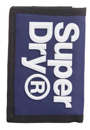 SUPERDRY  LOGO WALLET - Wallet - downhill blue
