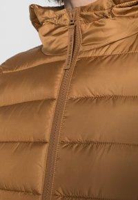 TOM TAILOR DENIM - Light jacket - soft camel - 4