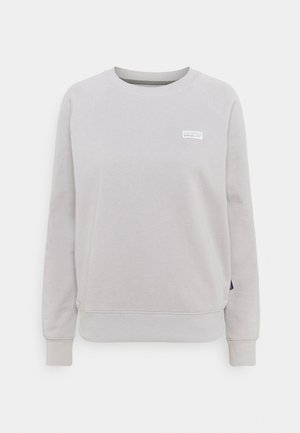 CREW - Collegepaita - salt grey
