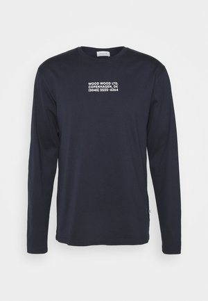 PETER - Long sleeved top - navy