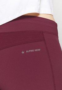Salewa - ALPINE - Legging - rhodo red - 4