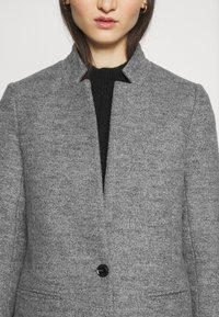 ONLY - ONLSOHA ADALINE COATIGAN  - Classic coat - medium grey melange - 5
