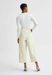 Selected Femme - Stoffhose - birch - 2