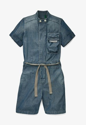 WORKWEAR - Jumpsuit - antic faded aegean blue painted