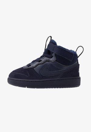 COURT BOROUGH MID WINTERIZED  - Baby shoes - blue void/blue stardust/coast/topaz mist/photo blue