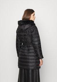 MICHAEL Michael Kors - LONG PUFFER - Down coat - black - 2