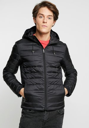 NUCOLOR - Light jacket - noir