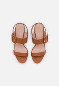 Esprit - Sandals - brown - 5