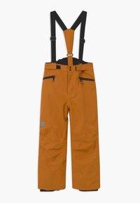 Color Kids - Snow pants - honey ginger - 0