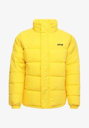NEBRASKA - Zimní bunda - yellow