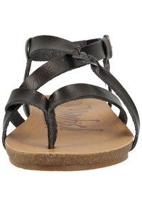 Blowfish Malibu - T-bar sandals - black - 6