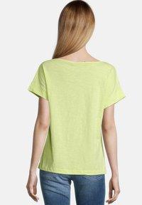 Cartoon - MASSTAB - Print T-shirt - sunny lime - 2