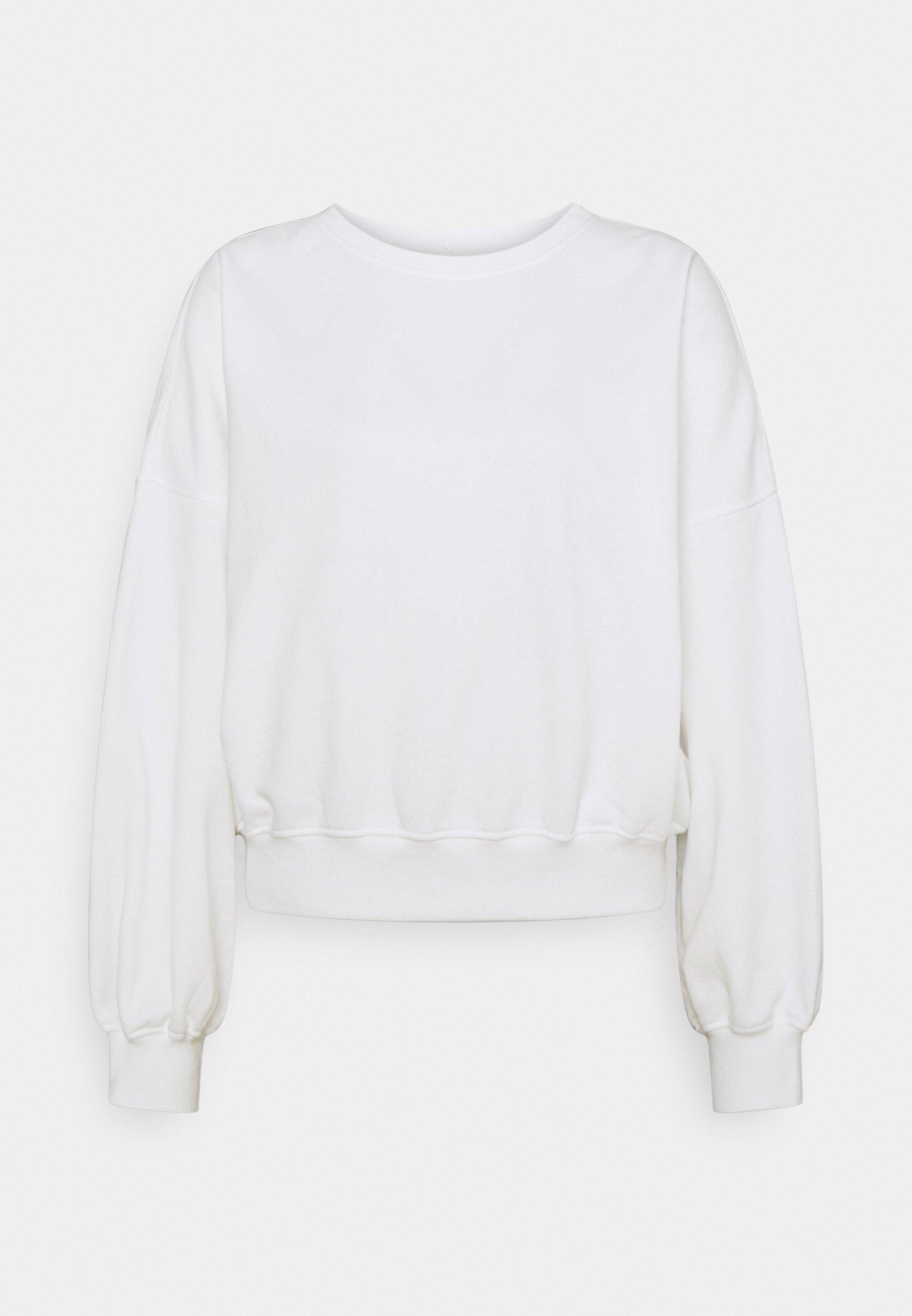 Women CLEO BALLOON SLEEVE CREW - Sweatshirt