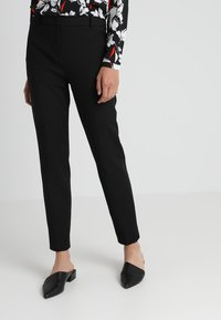 J.CREW TALL - CAMERON SEASONLESS STRETCH - Kalhoty - black - 0