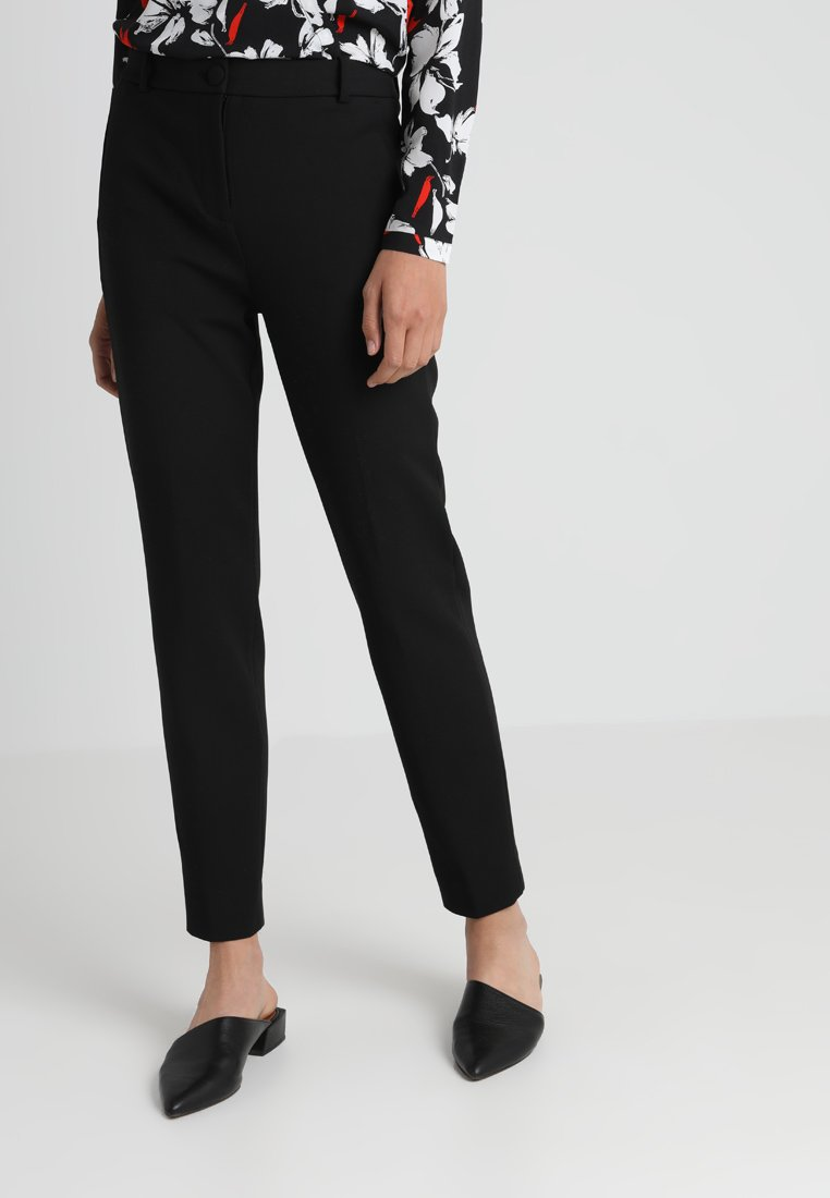 J.CREW TALL - CAMERON SEASONLESS STRETCH - Kalhoty - black