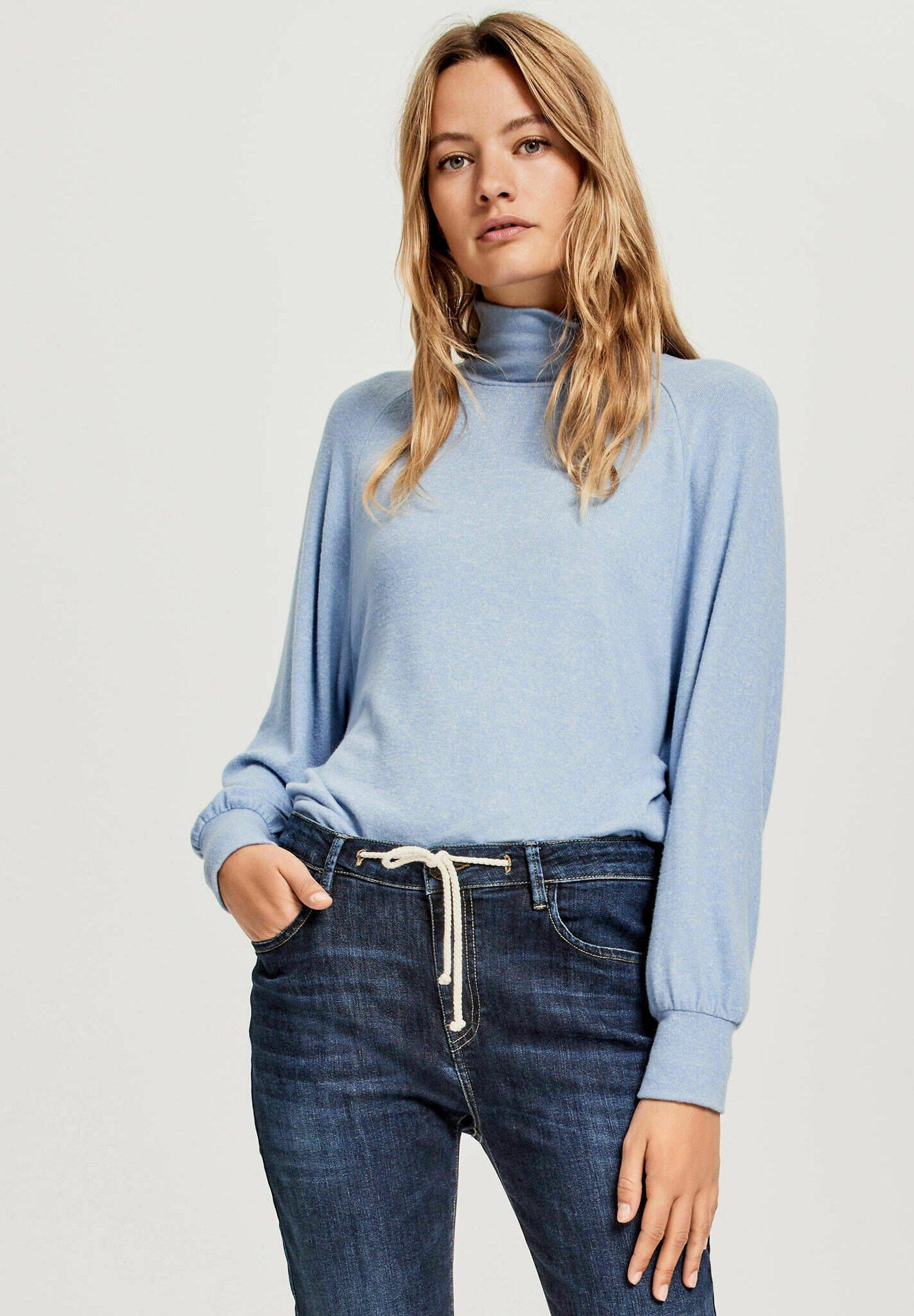 Damen SYLVON - Strickpullover - blue