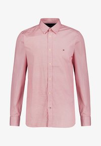 Tommy Hilfiger - SLIM FIT  - Shirt - red - 0