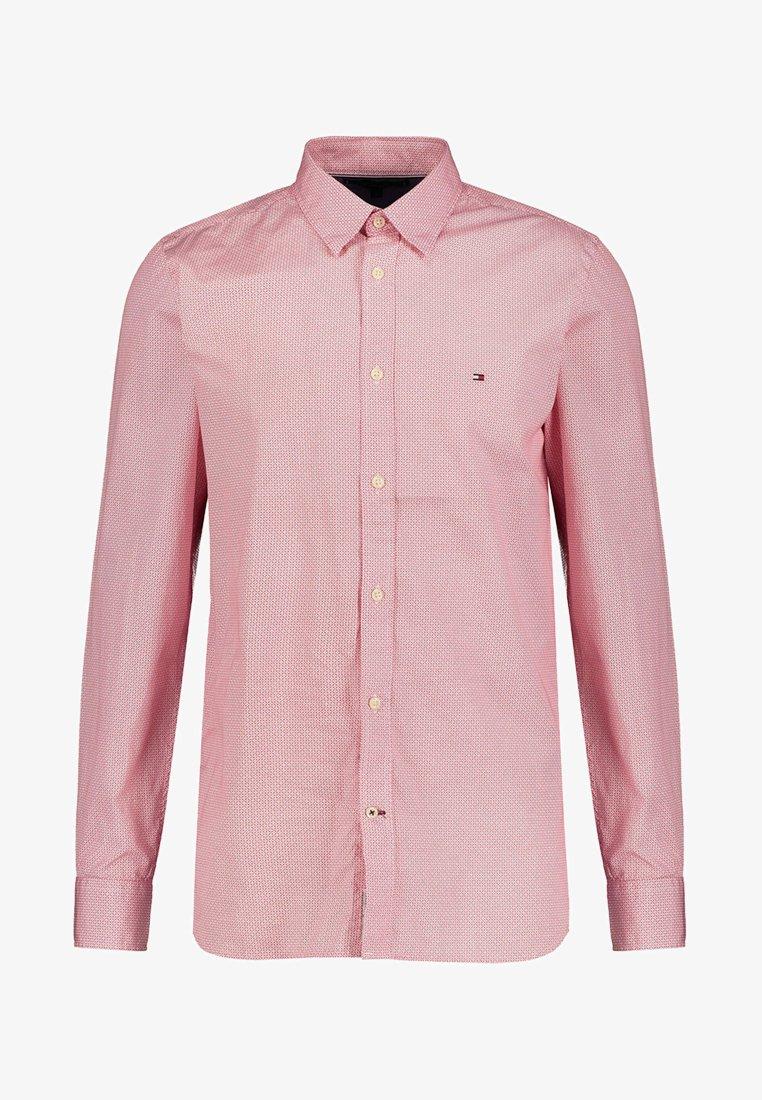Tommy Hilfiger - SLIM FIT  - Shirt - red