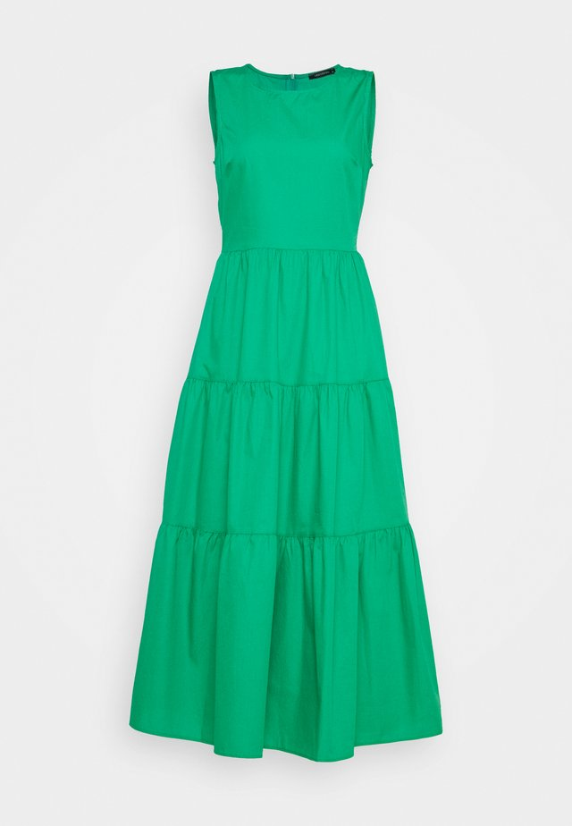 TWOSS20EL1370/YESIL - Maxi dress - green