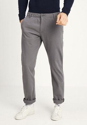 SMART FLEX ALPHA - Pantalones chinos - burma grey